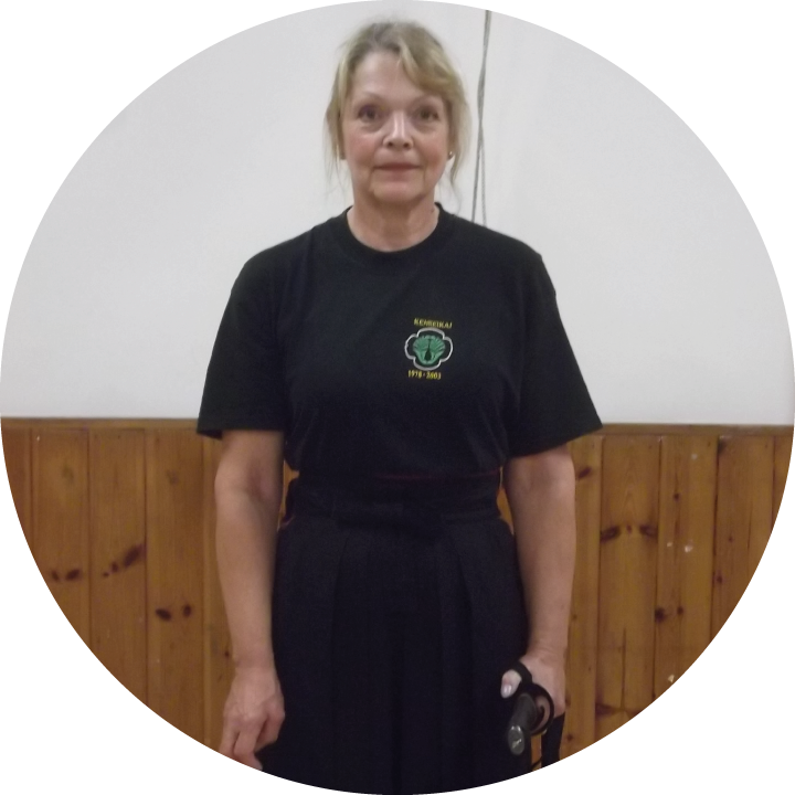 Alison Hart - Club Instructor